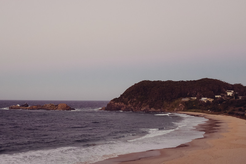 Boat Beach, Seal Rocks, Central NSW