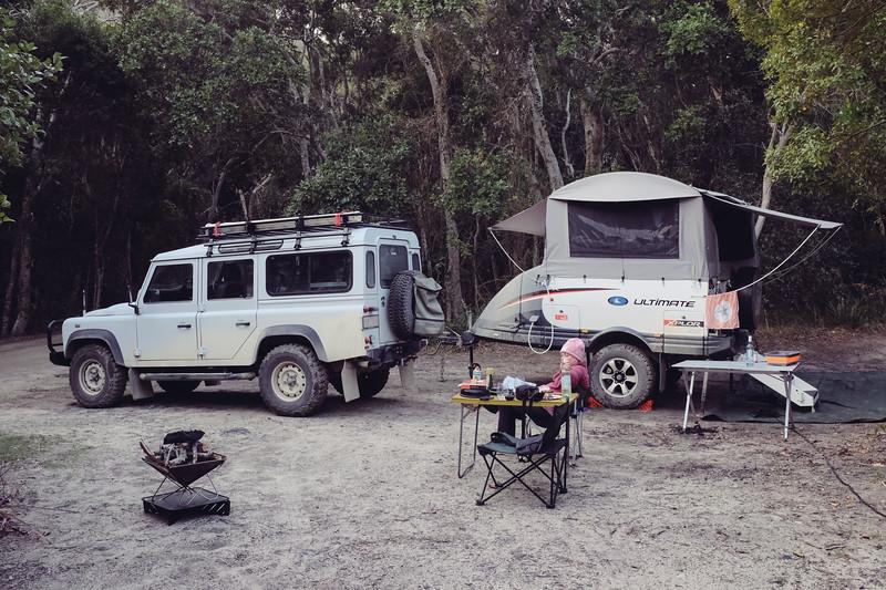 Smoky Cape Campground, NSW