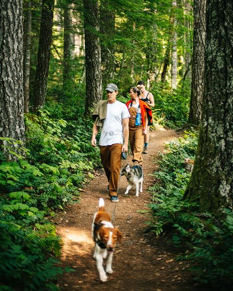 2019-09 Eagle Cliff Vanagon Mushroom Hunting Camping Trip - 0020
