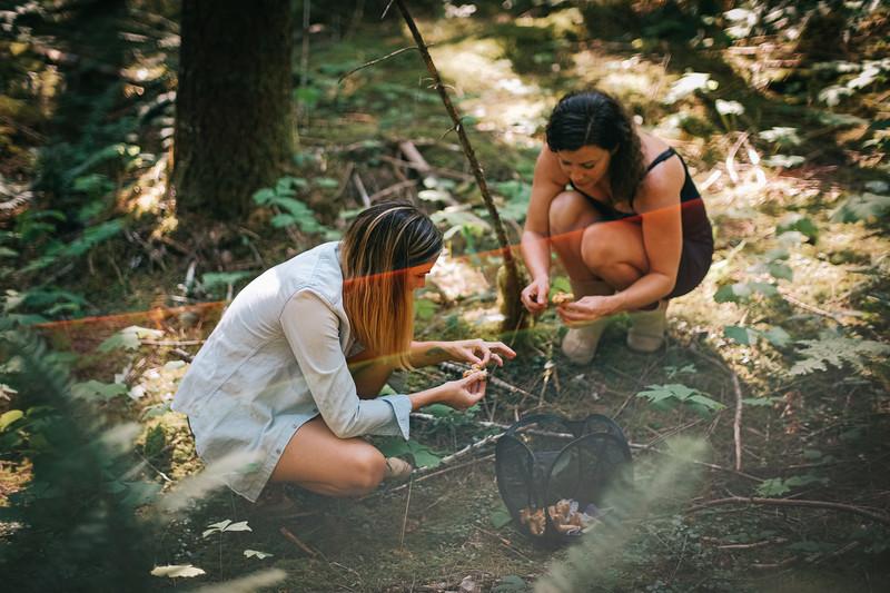 2019-09 Eagle Cliff Vanagon Mushroom Hunting Camping Trip - 0002