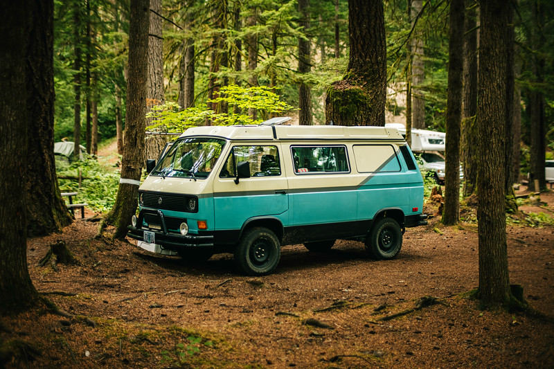 2019-09 Eagle Cliff Vanagon Mushroom Hunting Camping Trip - 0023