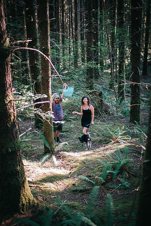 2019-09 Eagle Cliff Vanagon Mushroom Hunting Camping Trip - 0007