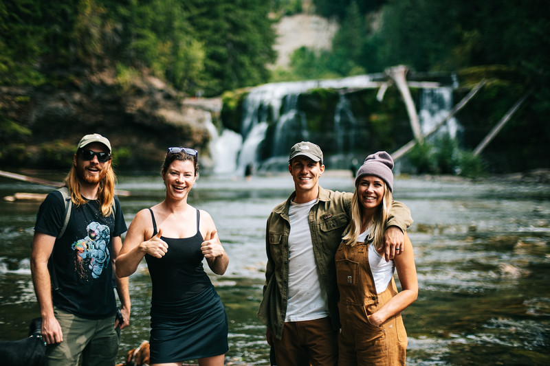 2019-09 Eagle Cliff Vanagon Mushroom Hunting Camping Trip - 0014
