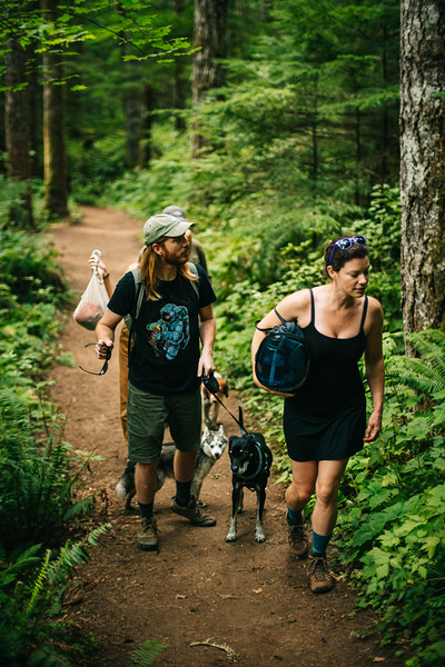 2019-09 Eagle Cliff Vanagon Mushroom Hunting Camping Trip - 0016