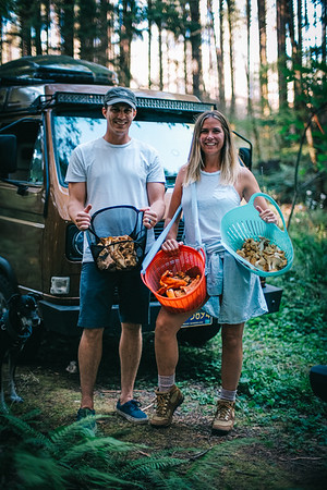 2019-09 Eagle Cliff Vanagon Mushroom Hunting Camping Trip - 0008