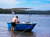 Batesman Bay, Fishing boat hire