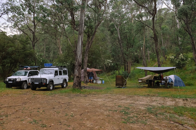 Buckwong Creek Camp