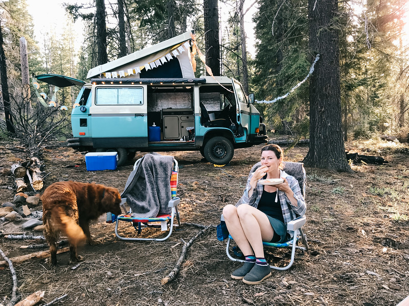 2021-05-14 Jennifer's Morel Birthday Camping Trip - 0009