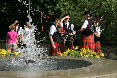 Adirondack Pipes and Drums