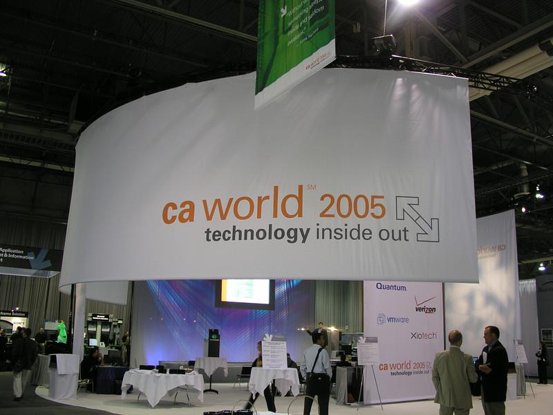 CA World 2005