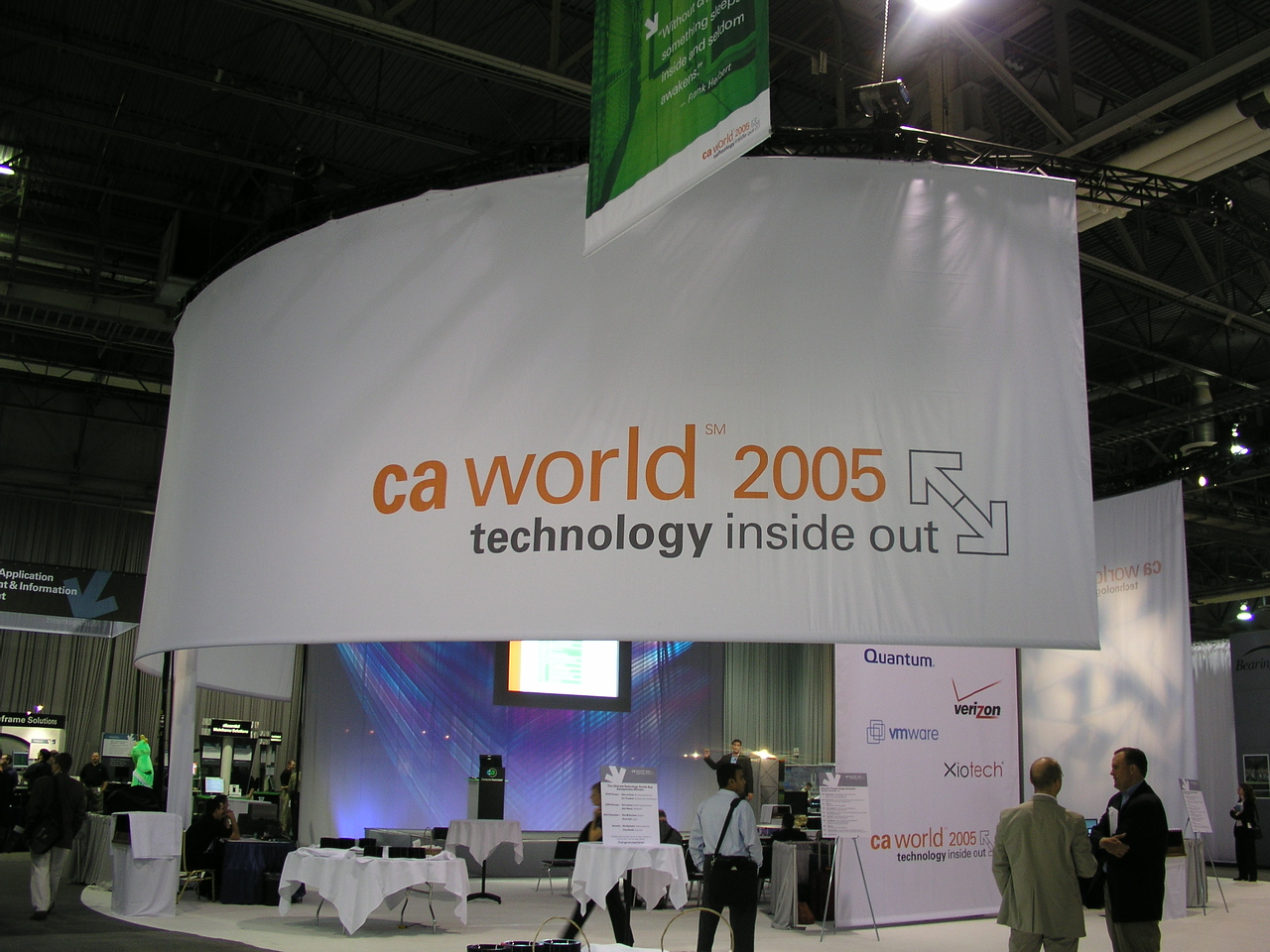 CA World 2005