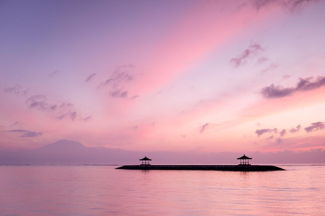 Pantai Karang sunrise
