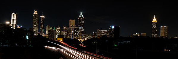 Atlanta Nightscape - 2016