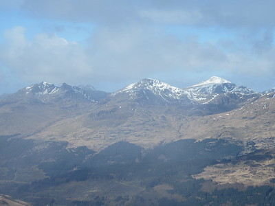 Beinn Narnain and The Cobbler