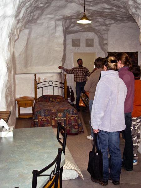 Miners Underground House, White Cliffs