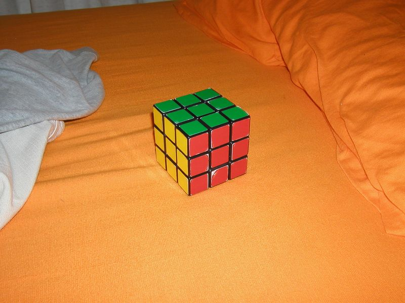 The All Mighty Rubiks