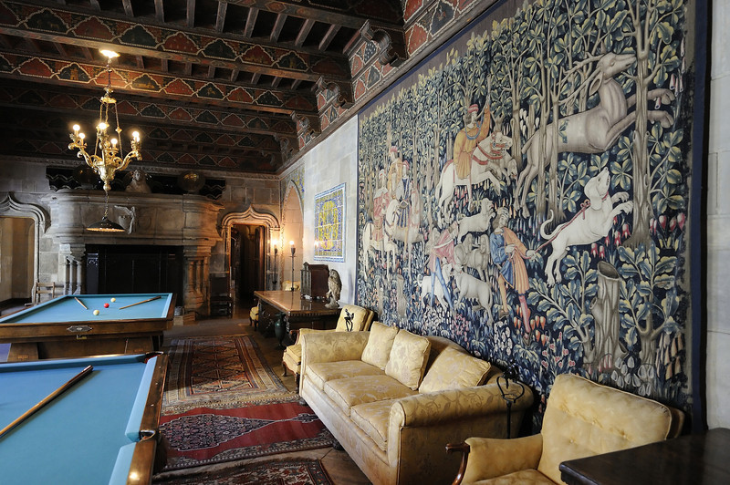 "Hearst Castle ""Great Rooms Tour"""