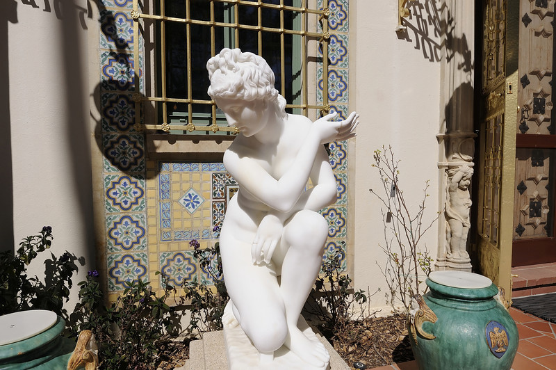 """Hearst Castle """"Great Rooms Tour"""""""
