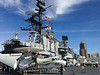Visit to the USS Midway aircraft carrier museum