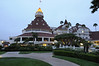 Hotel Del Coronado at sunrise
