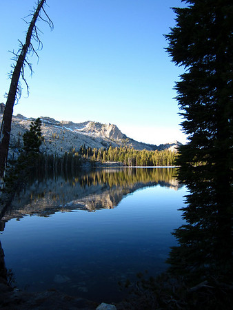 May Lake at Yosemite National Park, July 2010.