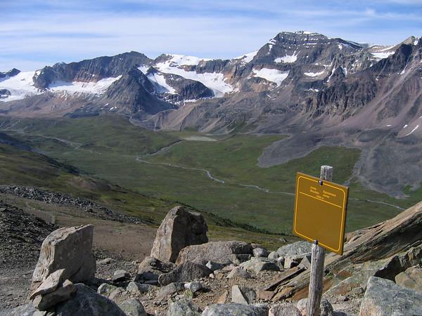 Jonas Pass Trail