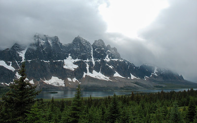 Tonquin Valley Clouds 4