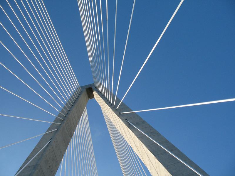 Cooper River Bridge<br /> Charleston, SC - November 23, 3006