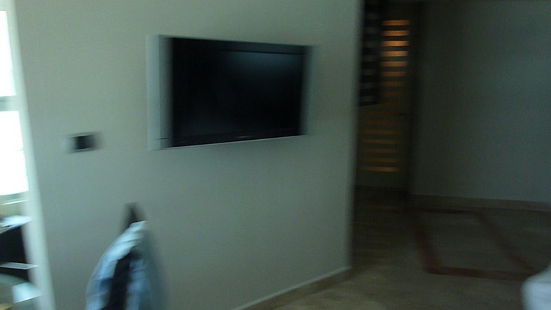 ME (by Melia) Hotel in Cancun, very modern and music in room was house music on their cd player :)