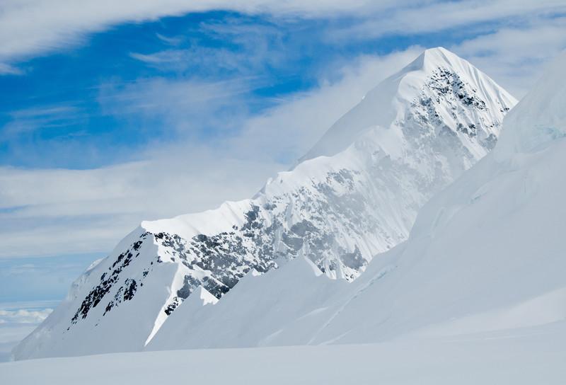 A beautiful unnamed peak