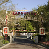 Entrance to Carnation Plaza Gardens