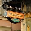Blue Bayou Restaurant, 31 Royal Street