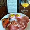Free breakfast in the E-Ticket Club