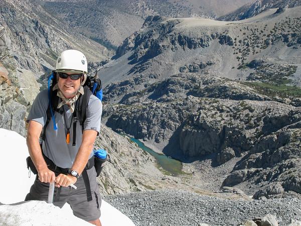 JD - On the Glacier