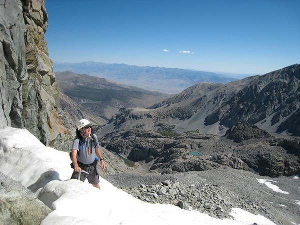 JD - Edge of Glacier