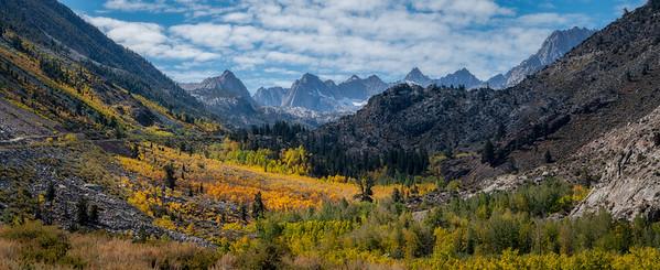 Across the High Sierra