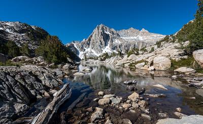 Serene Sierra Morning