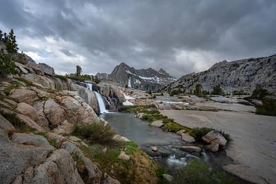 High Mountain Basin