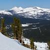 Skiing the Slopes of Mt Dana