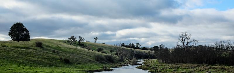 Delegate River near Delegate