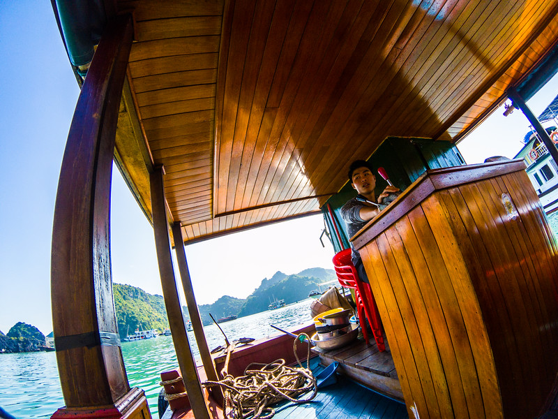 Something about wooden boats