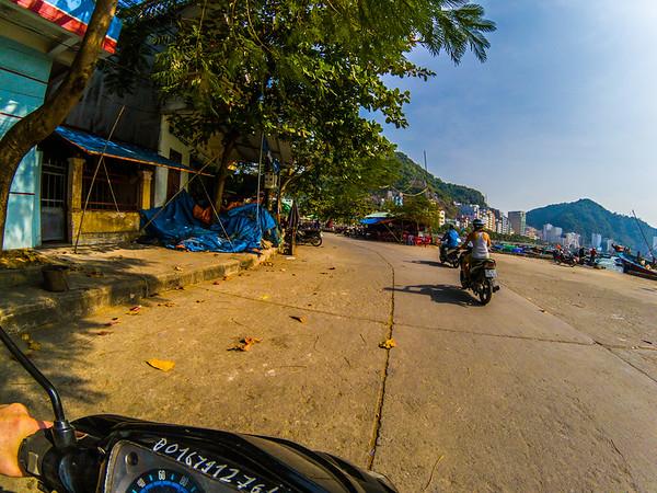 Rented Motorbikes!!!!