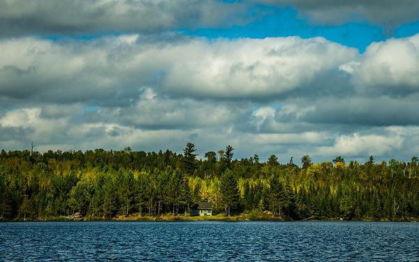 Yeah I will take the little cabin on East Bearskin Lake