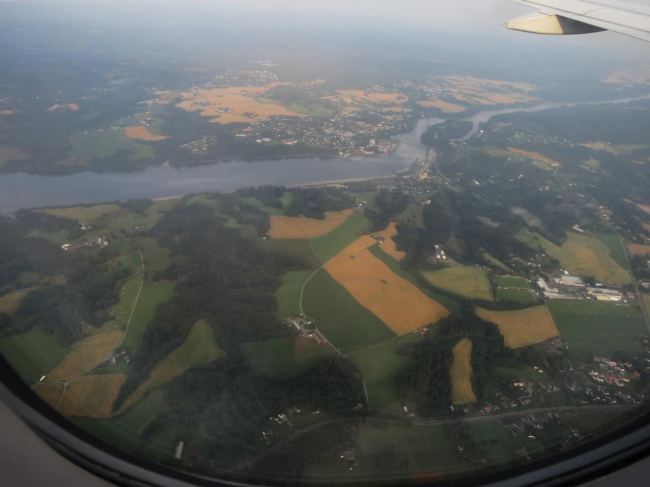 Stavanger to Oslo