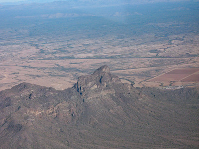 Picacho Peak again.