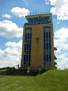 The old Oshkosh tower, set to be torn down soon.