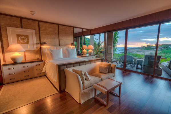 Four Seasons Resort Lanai, Ohana Ocean View Suite