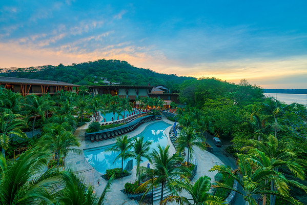 Four Seasons Resort Costa Rica at Peninsula Papagayo, Costa Rica (2016)