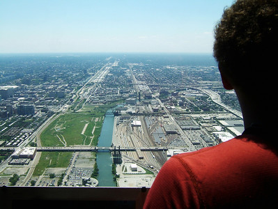 <h3>40. Looking Down on the South Side</h3> <br> I don't want to be on top,<br> Or have responsibility<br> Of keeping all of them in jobs;<br> That's a lot of mouths to feed.<br>