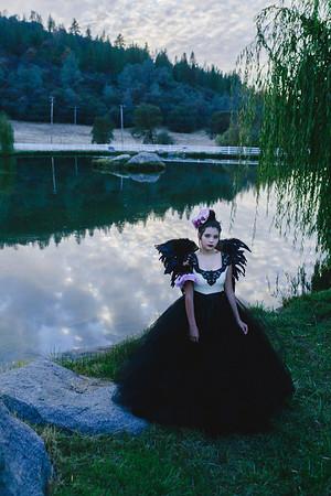 Gothic Ballgowns  | Lenkaland Photography
